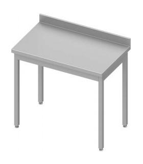 Table adossée sans étagère, Stalgast