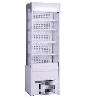 Vitrine verticale positive sans porte ATLAS 600 SLIM  Standard IARP