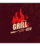 Cuisine à feu vif, fourneau professionnel, plancha, plaque de cuisson
