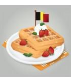Gaufrier électrique professionnel - Snacking - PROCUISSON