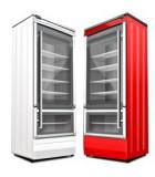 Matériel frigorifique - congélateur armoire porte vitrée - PROCUISSON