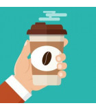 Présentoir de café