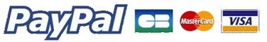 Paiement sécurisé ProCuisson PayPal CB MasterCard Visa