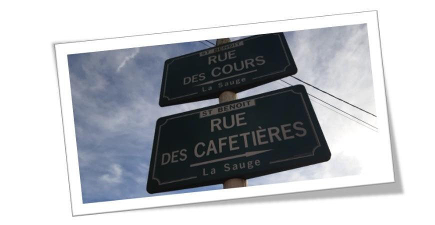 Rue des cafetières